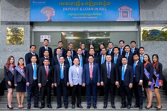 Sacombank Cambodia