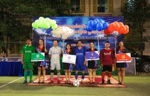 Sacombank Cambodia Mini Football Cup 2019