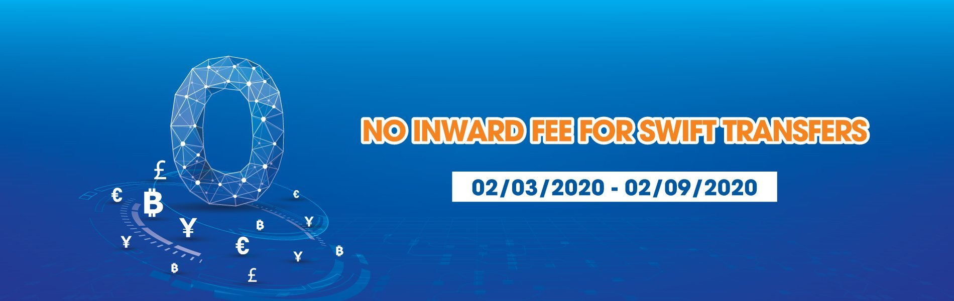No Inward Fee
