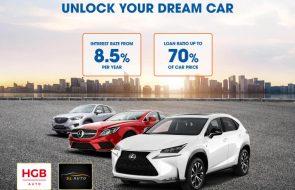 Get Your Dream Car At HGB Auto And SL Auto Garage VIA Car Loan Of Sacombank Cambodia