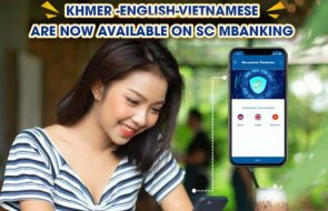 Multi-languages function updated on SC mBanking