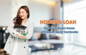 HOUSING LOAN – LOAN TERM UP TO 20 YEARS!