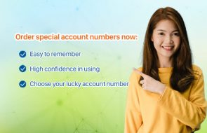 Order your special account numbers with Sacombank Cambodia